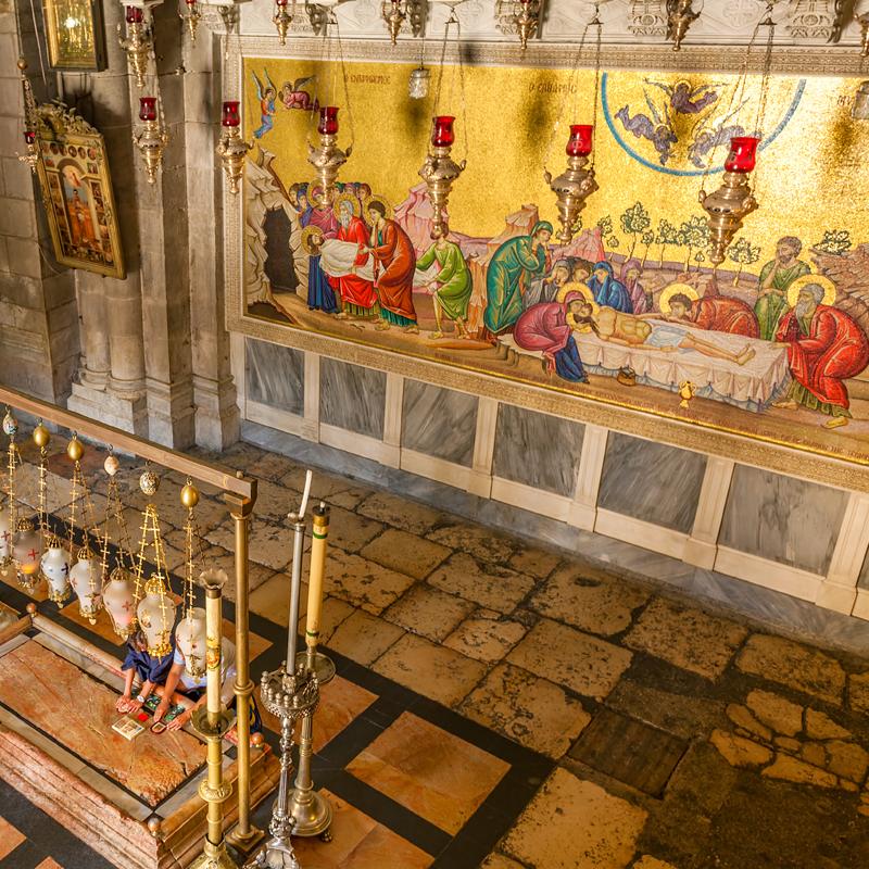 Israel & Holy Land